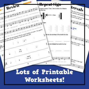 Beginning Music Theory 4