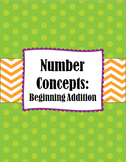 Beginning Number Concepts-Inspired by Debbie Diller's Math Workstations