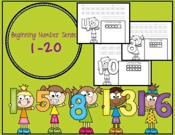 Beginning Number Sense 1-20