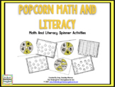 Popcorn Math And Literacy Centers