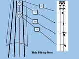 Beginning Orchestra- Viola Visual
