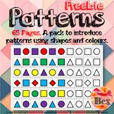 Beginning Patterns Pack - Freebie
