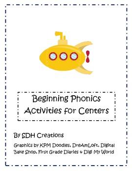 Beginning Phonics Activities