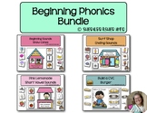 Beginning Phonics Bundle | Literacy | Reading Strategies