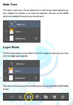 Beginning Photoshop - Layer Mask
