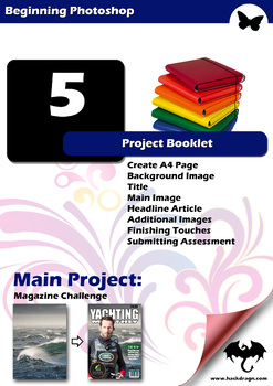 Beginning Photoshop – Project Booklet