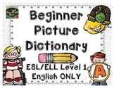 Beginning Picture Dictionary
