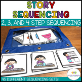 Beginning Picture Sequencing: Discrete Trials & Independen