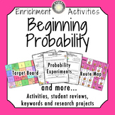 Beginning Probability Activities