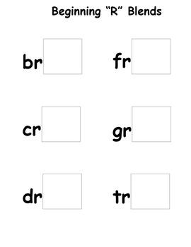 "Free Beginning ""R"" Blend Charts"