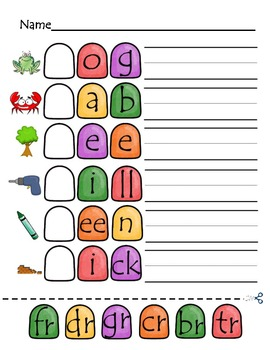 Beginning R Blends