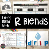 R Blends Word Work (br, cr, gr, fr, tr, dr)