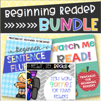 Beginning Reader BUNDLE!