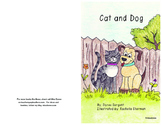 "Beginning Reader Book: ""Cat and Dog"""