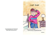 "Beginning Reader Book: ""Lost Gum"""