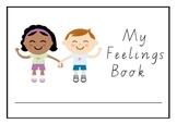 Beginning Reader - Feelings Book