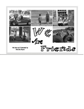 Beginning Readers-Book 2-We are Friends