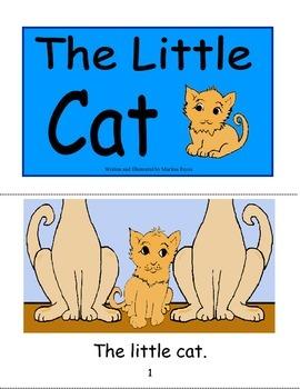 Beginning Readers-Book 4-The Little Cat