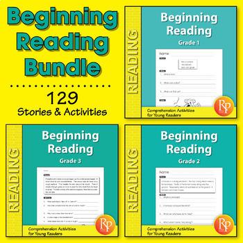 Beginning Reading {Bundle}