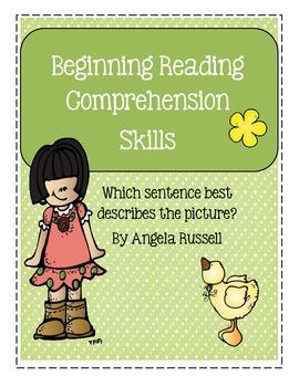 Beginning Reading Comprehension Skills