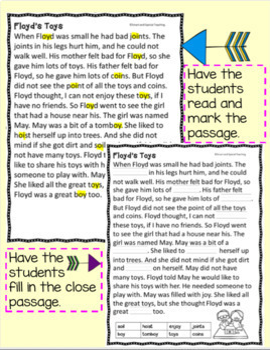 Orton Gillingham Decodable Texts Bundle (Dyslexia/RTI) Level 2