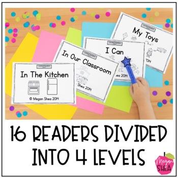 Beginning Reading: Kindergarten Guided Reading Pack