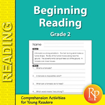 Beginning Reading (Reading Level 2)