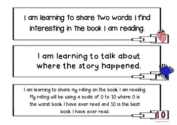Beginning Reading Strategies - So Many Different Ways to Use These Strategies!
