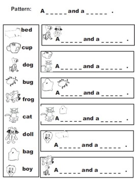 Beginning Reading and Writing Using Word Patterns