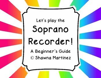 Beginning Recorder: B A G
