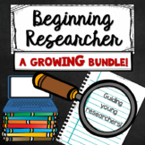 Beginning Researcher: A Growing Bundle