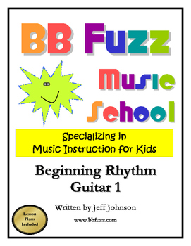 Beginning Rhythm Guitar 1  - Lessons 1 2 3