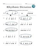 Beginning Rhythmic Dictation
