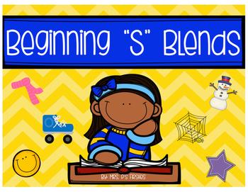 Beginning S Blends