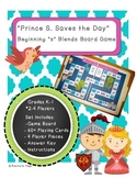 Consonant Blends - Beginning S Blends Board Game - Prince