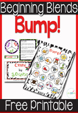 Beginning 'S' Blends  Bump! game for Phonemic Awareness