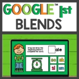 Beginning S Blends for Google Classroom™ for Distance Learning