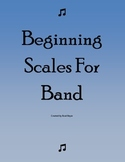 Beginning Scales for Band
