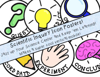 Beginning Scientists Bundle: How to Science Series: Scientific Inquiry