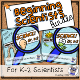 Beginning Scientists Bundle: How to Science Series: Scient
