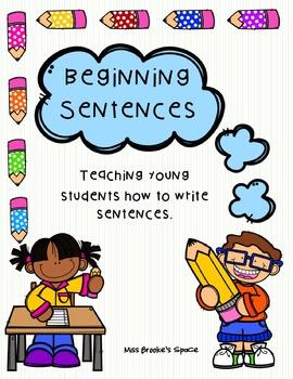 Beginning Sentences