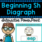 Beginning Sh Diagraph- Interactive PowerPoint