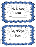 Beginning Shape Book