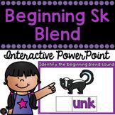 Beginning Sk Blend - Interactive PowerPoint