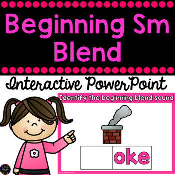 Beginning Sm Blend - Interactive PowerPoint
