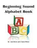 Beginning Sound ABC Book