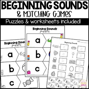 Beginning Sounds Match