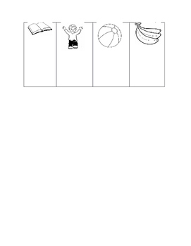 Beginning Sound Activity