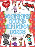 Beginning Sound Alphabet Cards