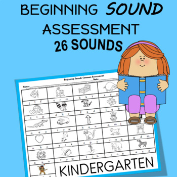 Beginning Sound Assessment